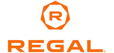 Regal Irvine Spectrum ScreenX 4DX IMAX RPX Logo