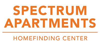 Spectrum Apartments Homefinding Center Logo