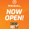 Promotional image for Regal Theaters Open