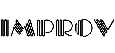 Improv Comedy Club Logo