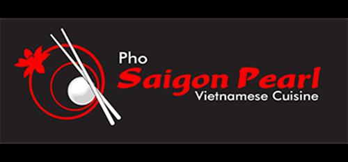 Pho Saigon Pearl Logo