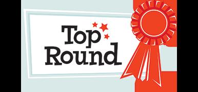 Top Round Roast Beef Logo