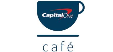 Capital One Cafe Logo