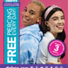 Promotional image for Free Piercing at Claire's