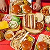 Promotional image for Veggie Grill's Plant-Based Summertime BBQ Kit is Here