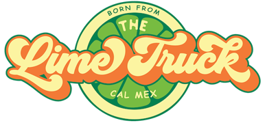 Born From The Lime Truck Logo