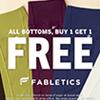Promotional image for Fabletics BOGO Sale