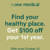 Promotional image for One Medical Sale