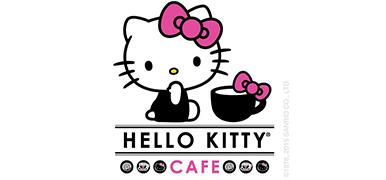 Hello Kitty Cafe Logo